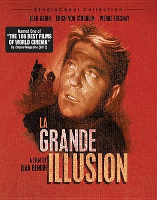 LA GRANDE ILLUSION BY GABIN,JEAN (Blu-Ray)
