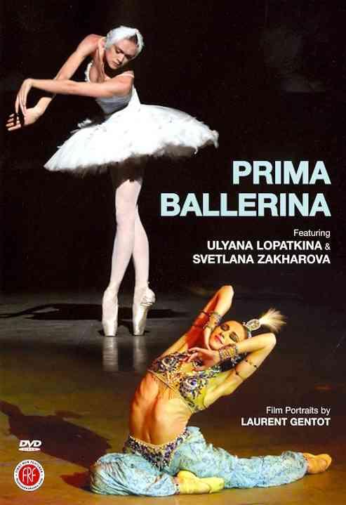 PRIMA BALLERINA BY GENTOT,LAURENT (DVD)